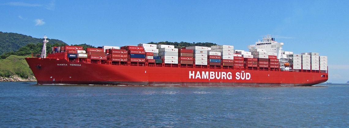 Hamburg sud container tracking number