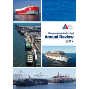 Shipping Australia Limited | Annual Review 2017