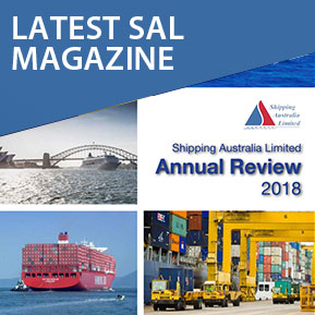 SAL magazine Annual Review 2018 Cover Image