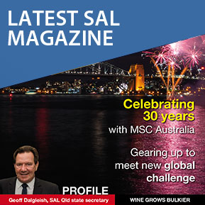 Shipping Australia Limited Magazine Autumn
