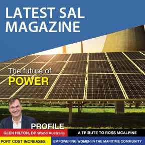 Shipping Australia Latest SAL Magazine