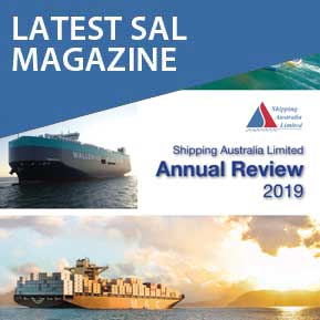 Latest Shipping Australia Magazine